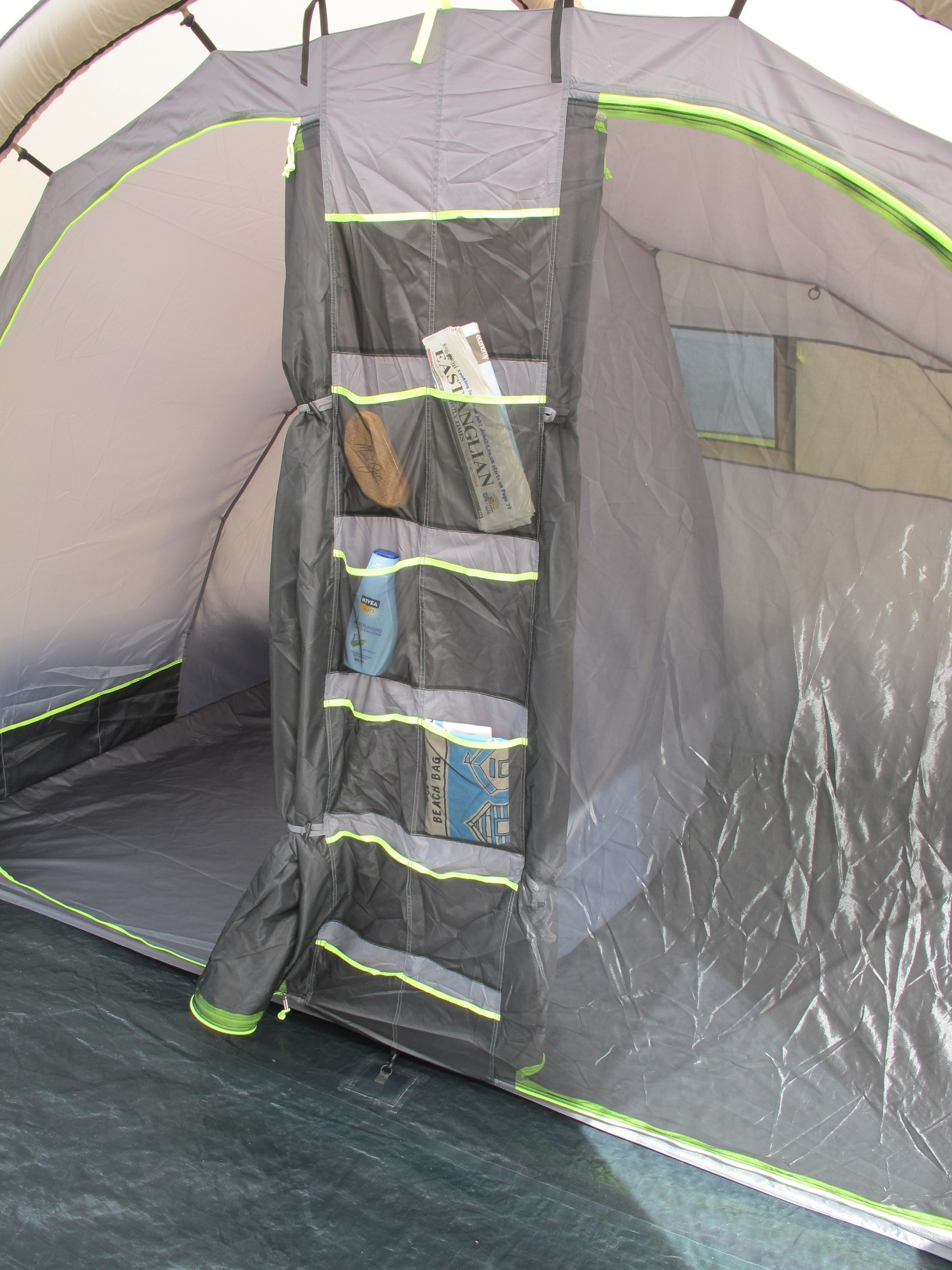 Kampa Southwold 8 Airframe Tent Package From Kampa For 163