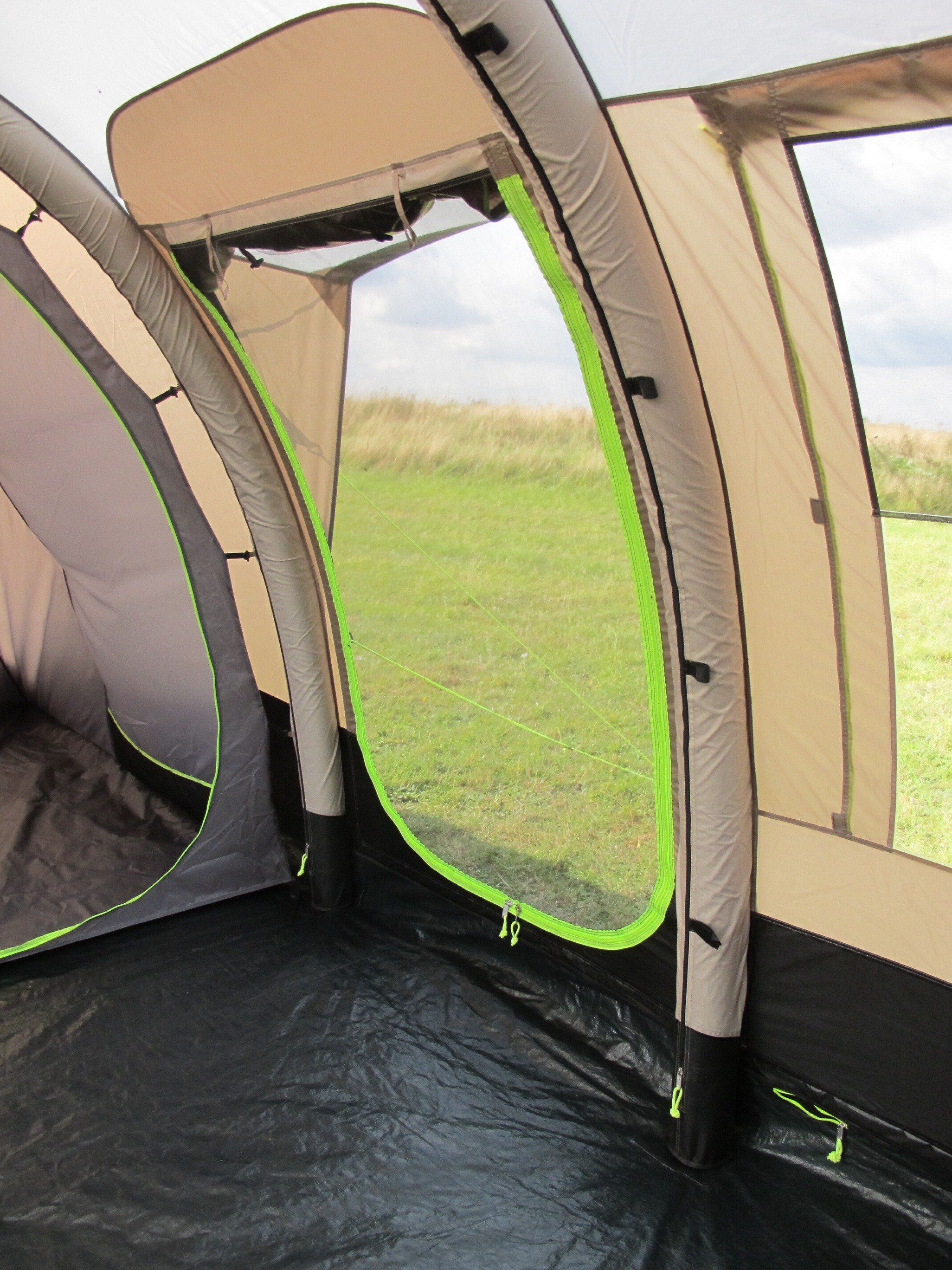 & Kampa Southwold 8 AirFrame Tent Package