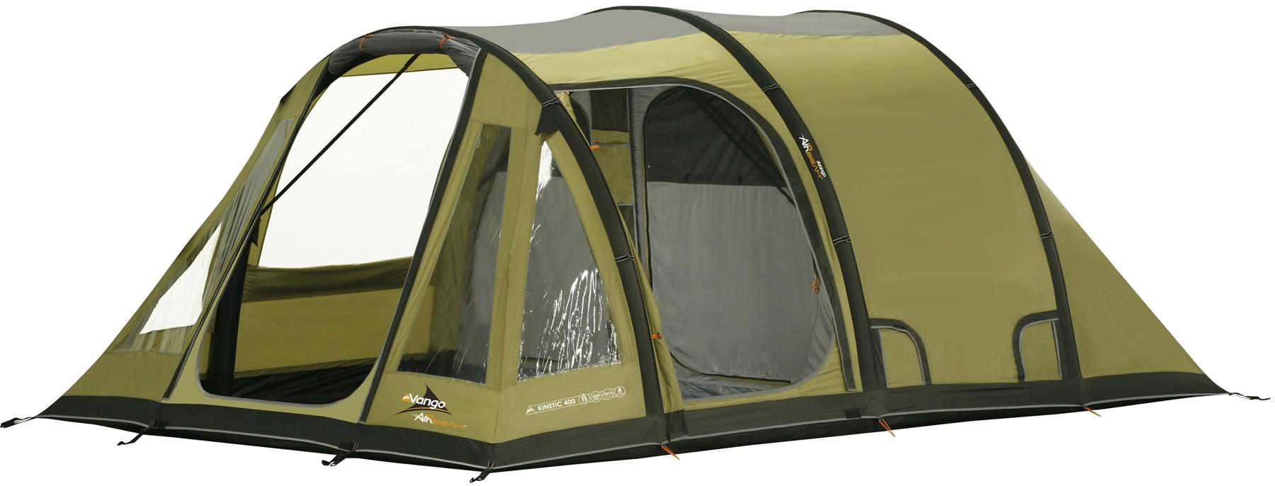 sc 1 st  Outdoor Megastore & Vango Kinetic 400 Airbeam Tunnel Tent