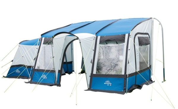 Sunncamp Mira 390 Caravan Porch Awning Annexe by Sunncamp ...