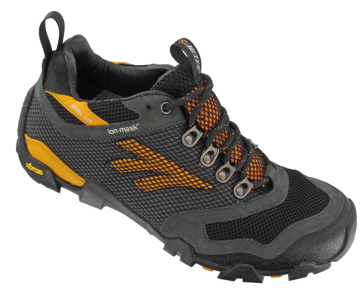 Hi Tec V Lite Sierra Lite Low I Wp Men S Hiking Shoes From
