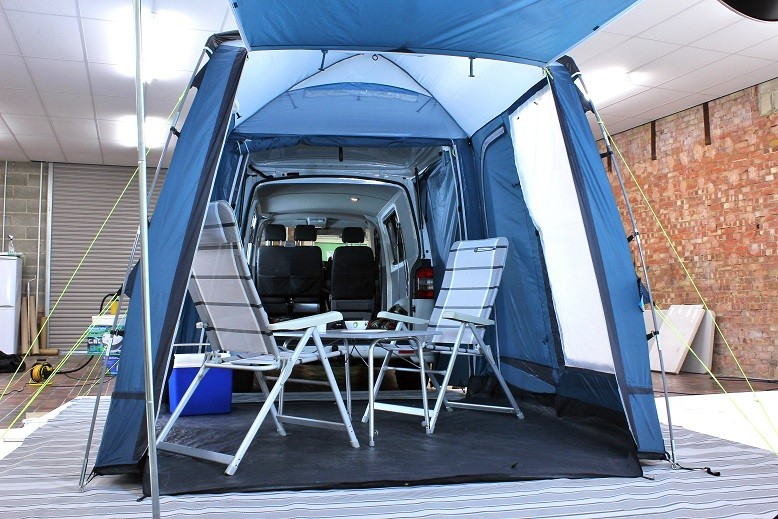 Outdoor Revolution Cayman Tailgate Awning From Outdoor
