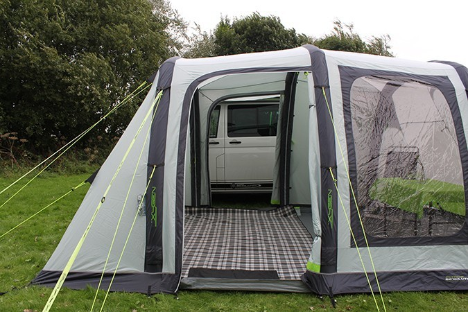 Outdoor Revolution Oxygen Movelite 3 Motorhome Awning By