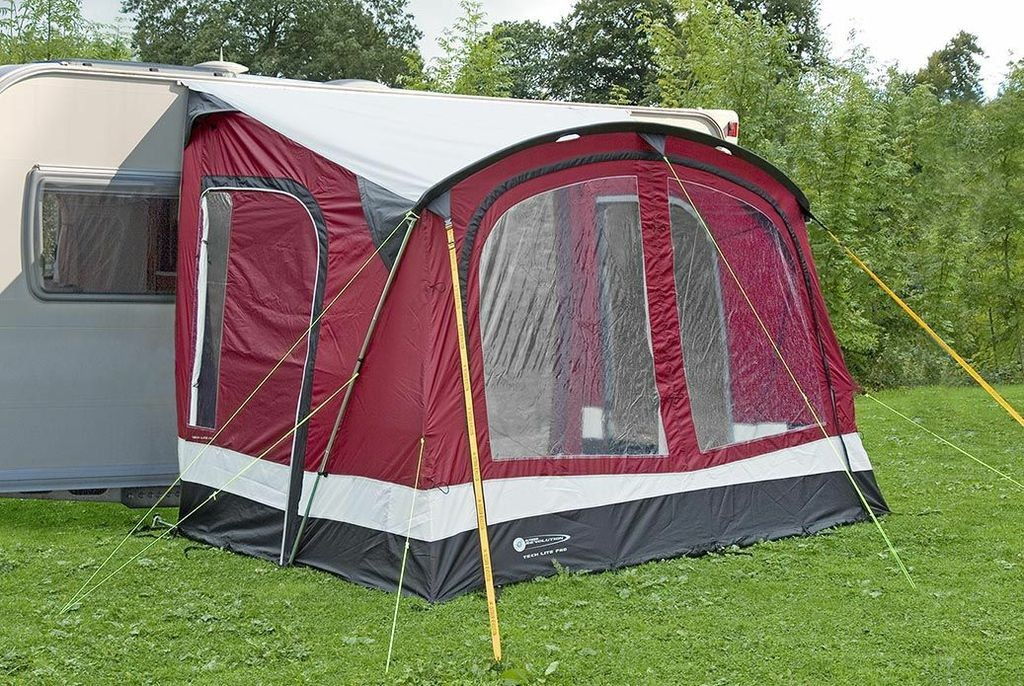 Outdoor Revolution Techlite Pro L Porch Awning from ...