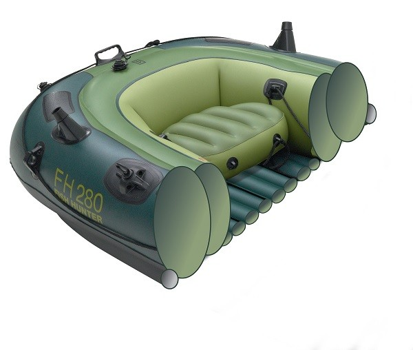 Sevylor fish hunter 360 fishing dinghy from sevylor for for Sevylor fish hunter 360