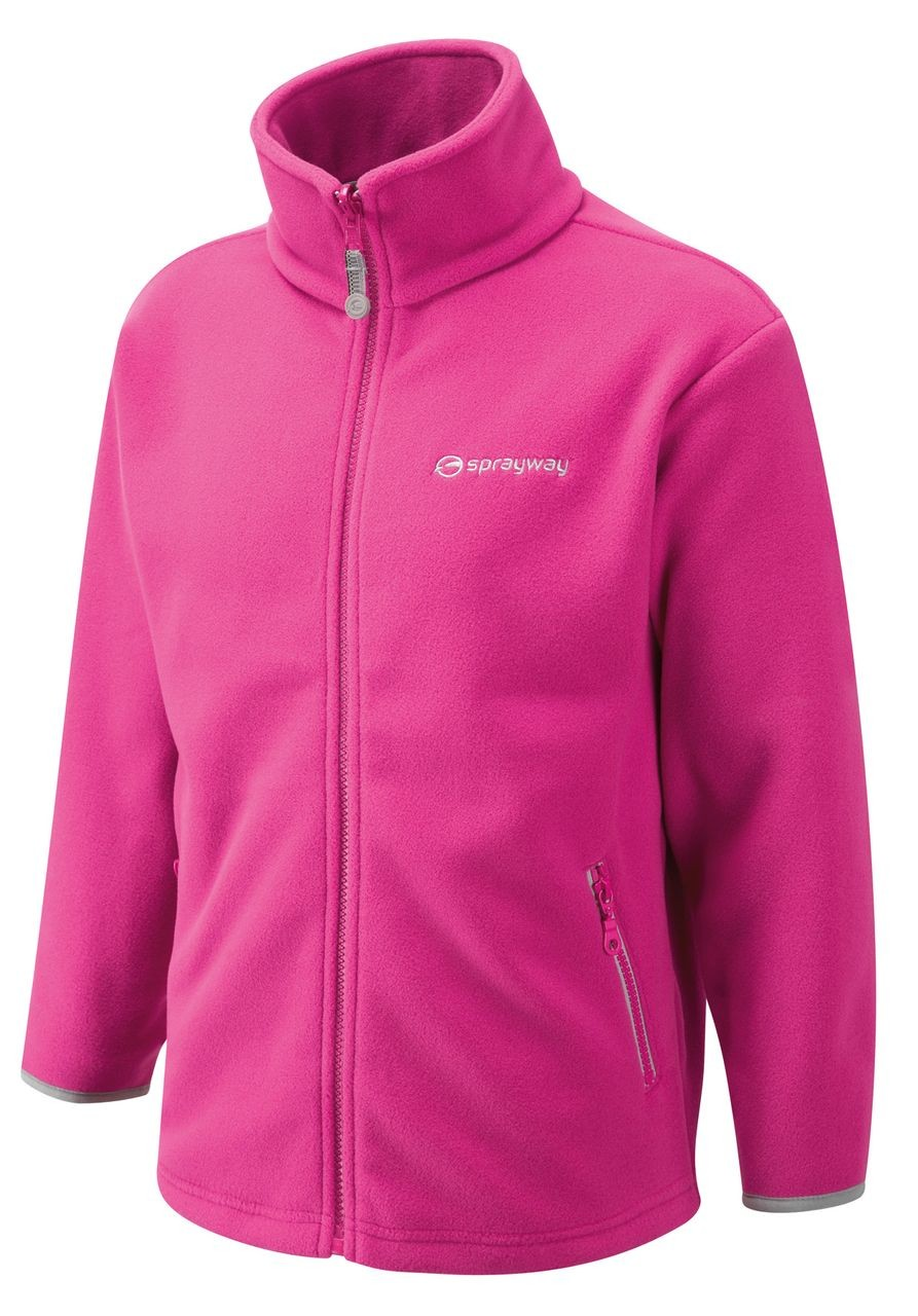 Sprayway Quebec Kids Fleece Hot Pink By Sprayway For 163 22 00