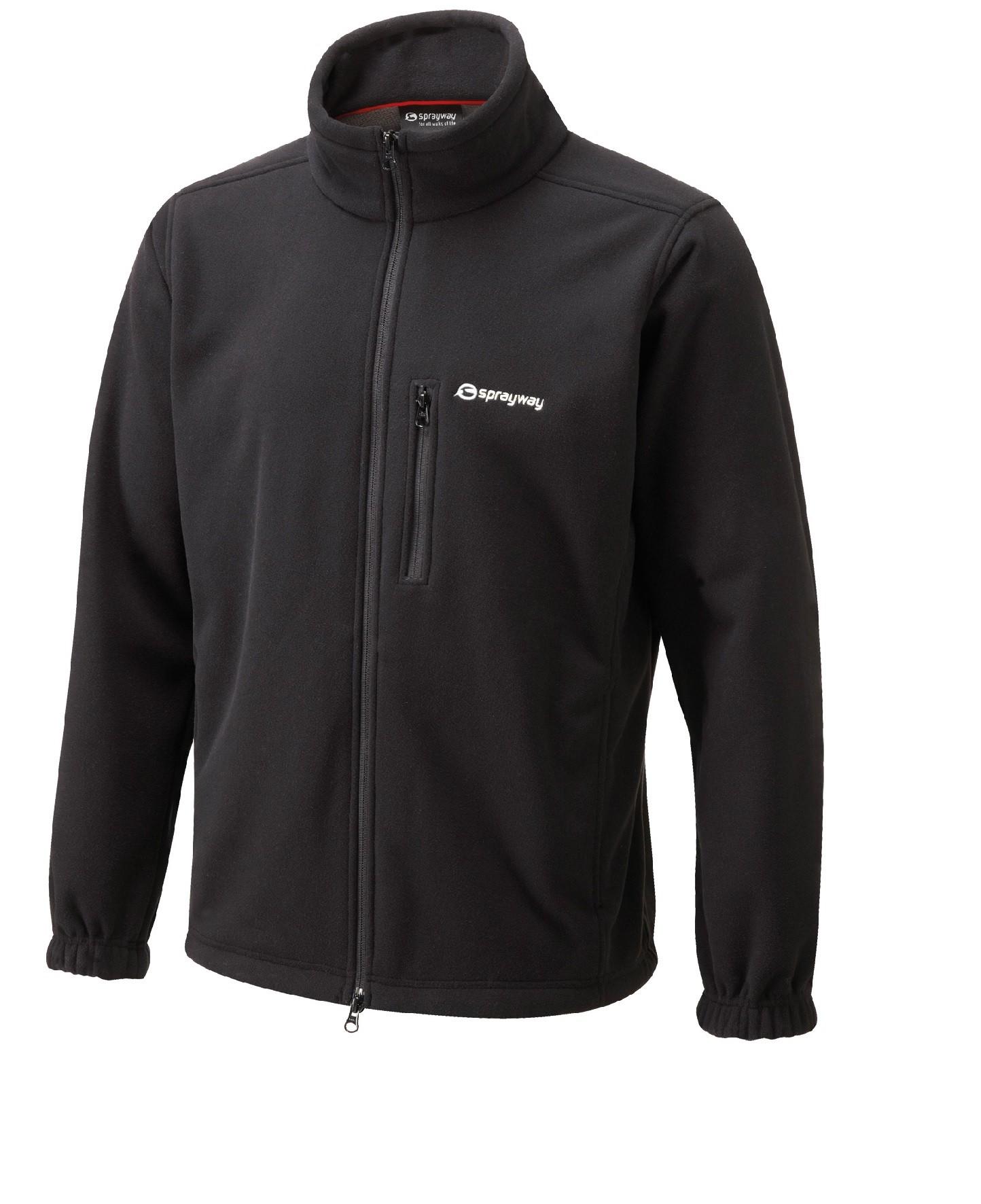Sprayway Men S W N W Windstopper Fleece Jacket By