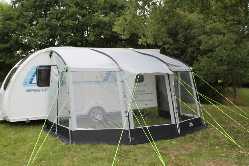 Sunncamp Crown 390 Plus Porch Awning from Sunncamp for £500.00