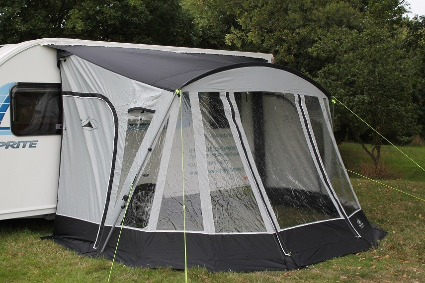 Sunncamp Rotonde 350 Deluxe Porch Awning from Sunncamp for ...