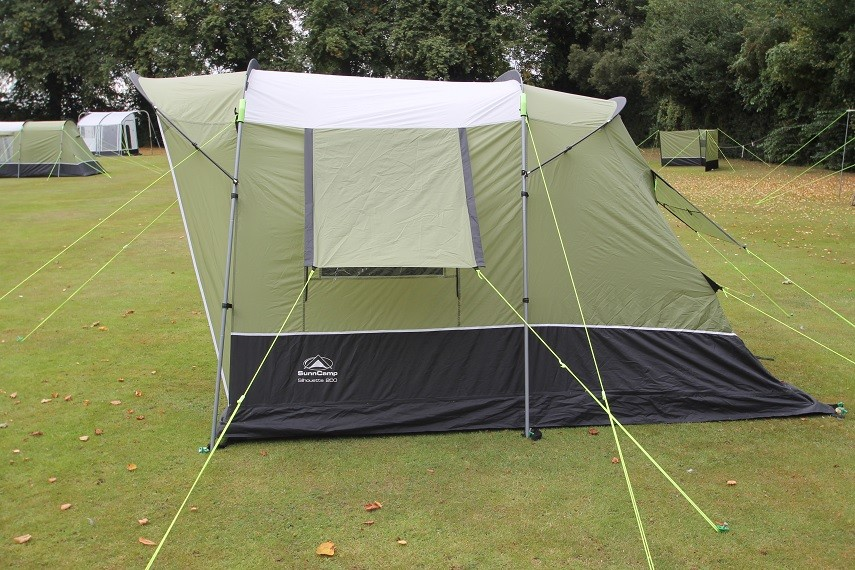 Sunncamp Silhouette 200 Plus Tunnel Tent by Sunncamp for £180.00