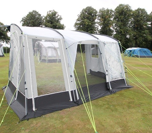 Sunncamp Strand 390 Plus Porch Awning from Sunncamp for £ ...
