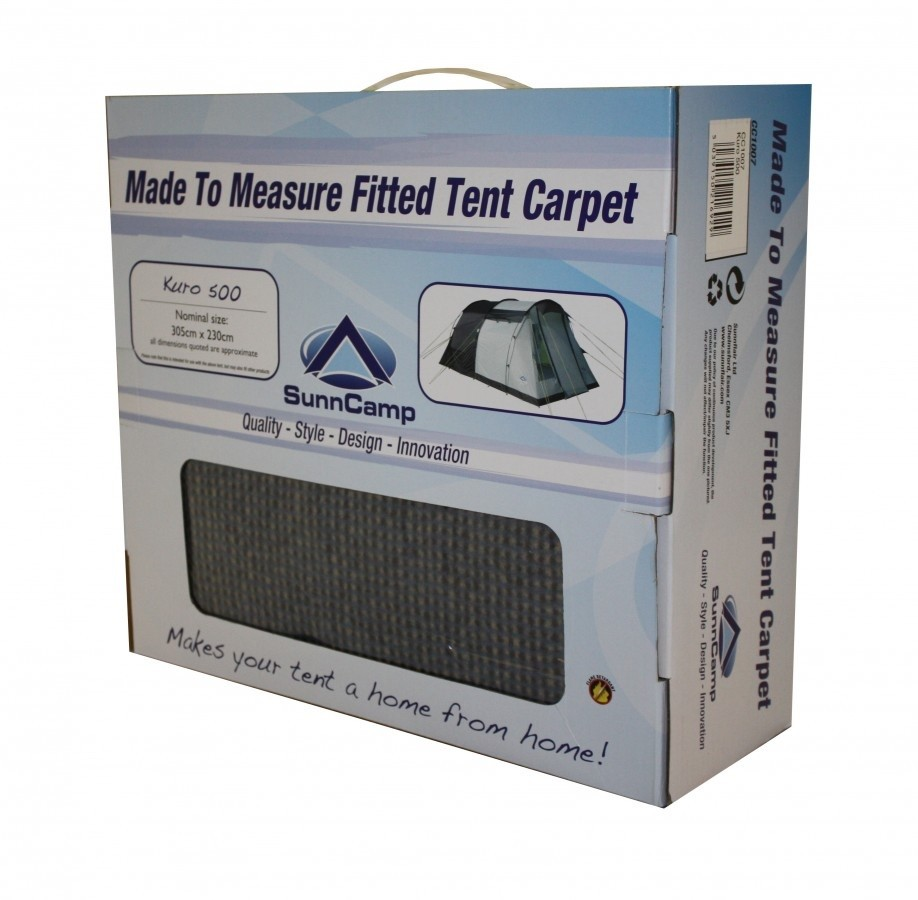 Sunncamp Silhouette 200 Tent Carpet From Sunncamp For 163 35 00