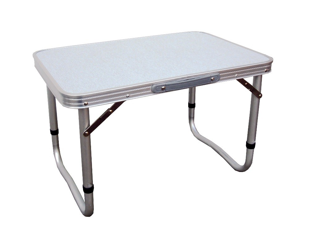 Sunncamp triano aluminium folding table by sunncamp for for Table retractable