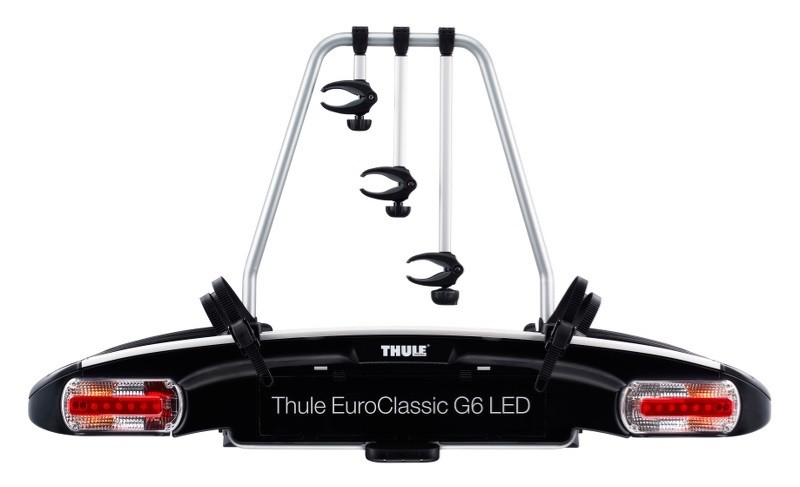 thule euro classic 3 bike towball carrier by thule for. Black Bedroom Furniture Sets. Home Design Ideas