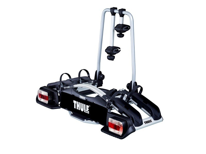 thule euroway 2 bike towball carrier by thule for. Black Bedroom Furniture Sets. Home Design Ideas
