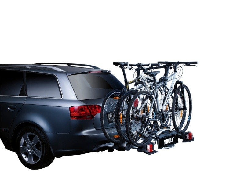 thule euroway 3 bike towball carrier from thule for. Black Bedroom Furniture Sets. Home Design Ideas