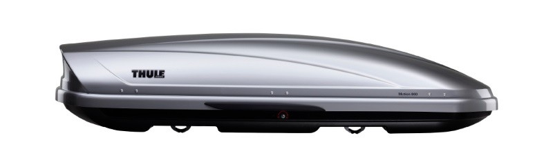 thule motion 800 roof box by thule for. Black Bedroom Furniture Sets. Home Design Ideas