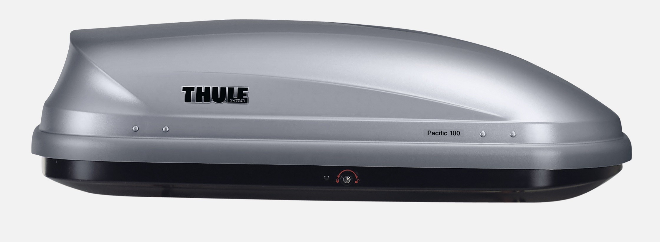 Thule Pacific 100 Roof Box By Thule For 163 235 00