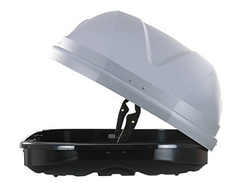 thule pacific 200 roof box by thule for. Black Bedroom Furniture Sets. Home Design Ideas