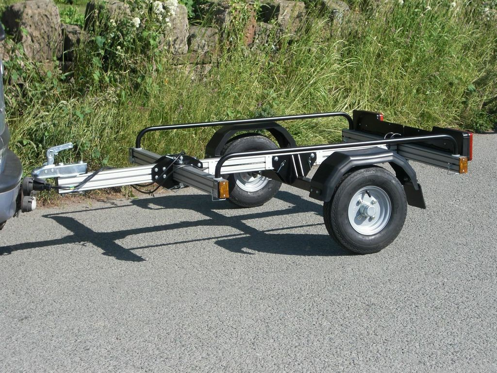 Towbag Fold Away Trailer From Megastore For 163 750 00