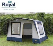 Royal Traveller 3 Motor Awning by Royal for £250.00