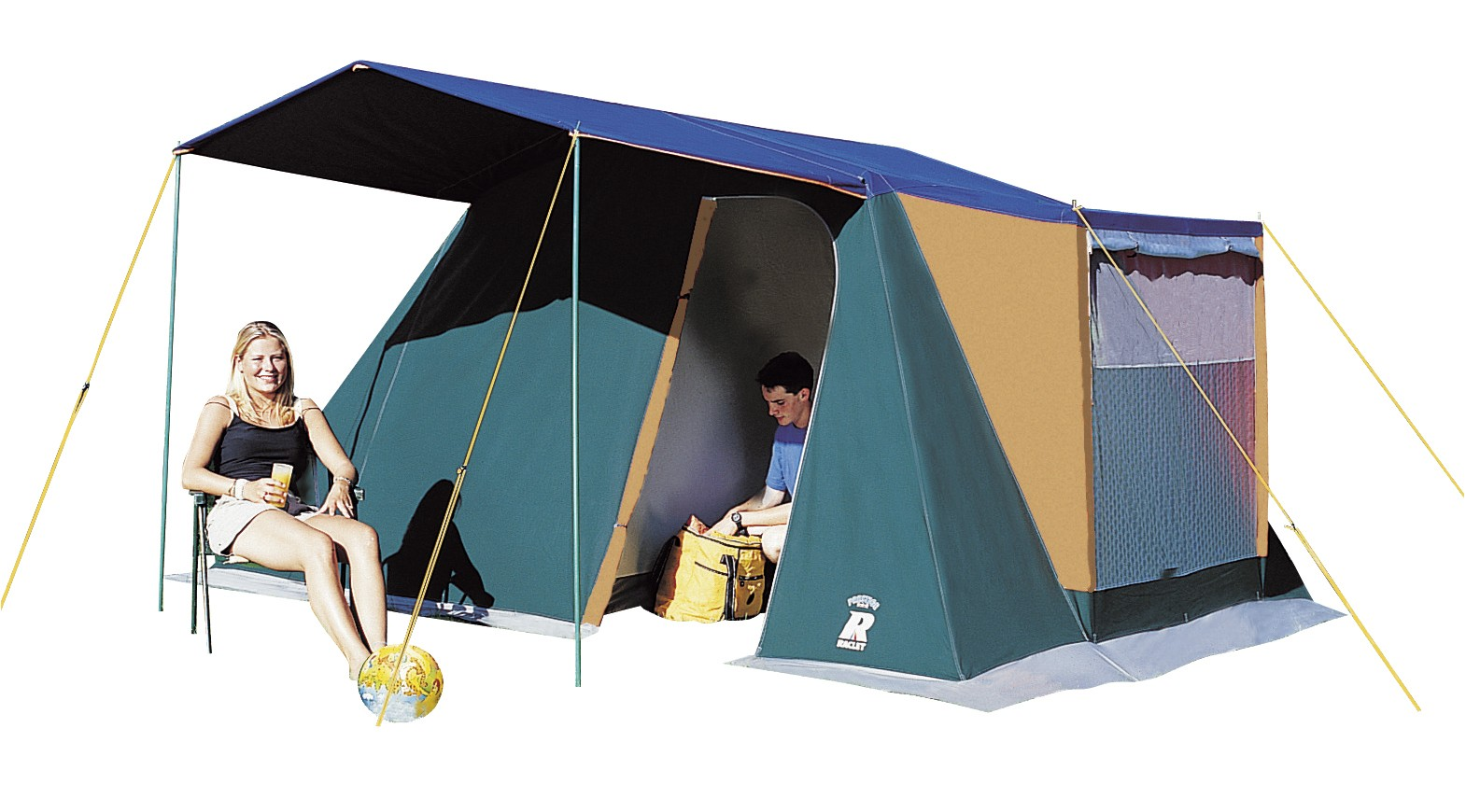 Trigano Baladin 5 Frame Tent from Trigano for £550.00