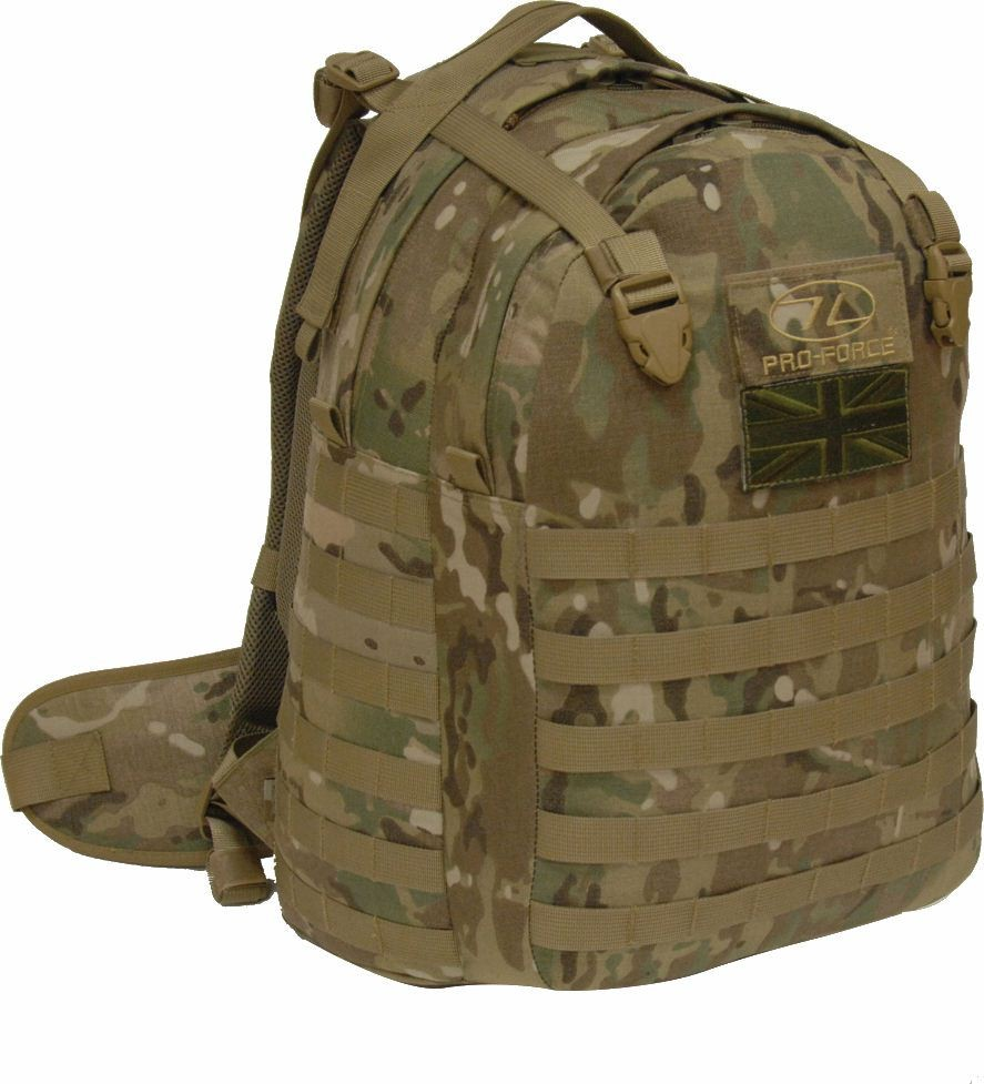 pro force tomahawk elite multicam 35 litre rucksack from highlander for. Black Bedroom Furniture Sets. Home Design Ideas