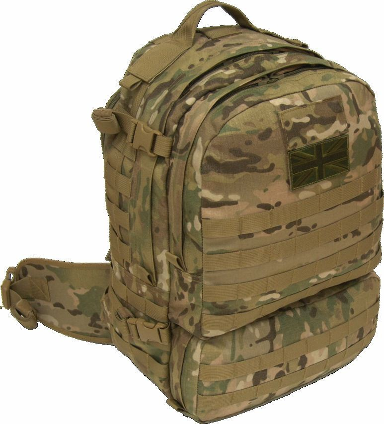 pro force tomahawk elite lx multicam 35 litre rucksack by highlander for. Black Bedroom Furniture Sets. Home Design Ideas