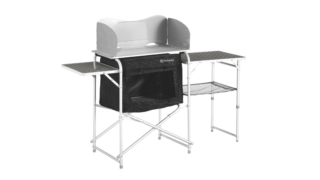 Camping Kitchen Tables Contemporary kampa kitchen unit embellishment best kitchen ideas outwell vancouver camping kitchen workwithnaturefo