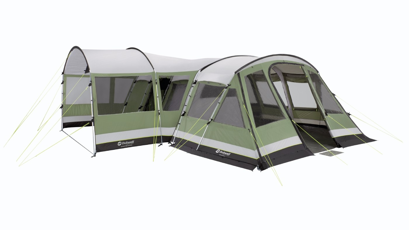 Outwell Vermont P Side Extension By Outwell For 163 220 00