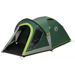 Coleman Unisex Kobuk Valley 3+ Camping Tent, Green