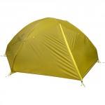 Marmot Tungsten UL 2P Ultralight Camping Tent - Dark Citron/Citronelle, 2 Persons