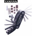 Canyon Folding Multi Tool Kit (651)