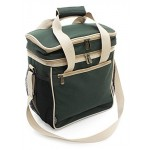 Greenfield Collection 18L Luxury Lightweight Cool Bag - Forest Green