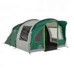 Coleman Unisex Rocky Mountain 5 Plus Tent, Green and Grey, One Size
