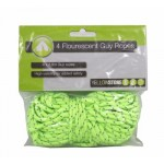 Yellowstone High-Vis Guy Ropes - Yellow, 4 Pack