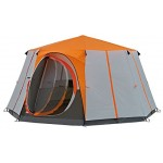 Coleman Cortes Octagon Festival tent, Orange