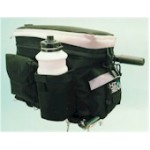 Racktop Rear Bag (8010BK)