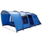 Vango Farnham Family Tunnel Tent, River Blue, 500