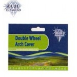 Blue Diamond Wheel Arch Cover - Double