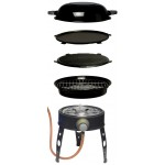 Cadac Safari Chef LP Barbecue w/FREE Pizza Stone