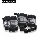 Canyon Elbow/Knee Protection Pads (8079BK)