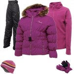 Dare2b Wondrous Girl's Ski Wear Package