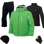 Dare2b Time Keeper Men's Ski Wear Package