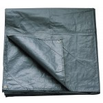 Coleman Lakeside 4 Footprint Groundsheet