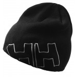 Helly Hansen Outline Unisex Beanie - Black