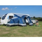 Kampa Fiesta Air Porch Awning Annexe