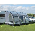 Kampa Rally Air 390 Caravan Porch Awning