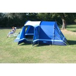 Kampa Frinton 4 Family Tunnel Tent - 2011 Model