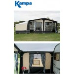 Kampa Carnival Tall Awning Annexe - Steel Frame